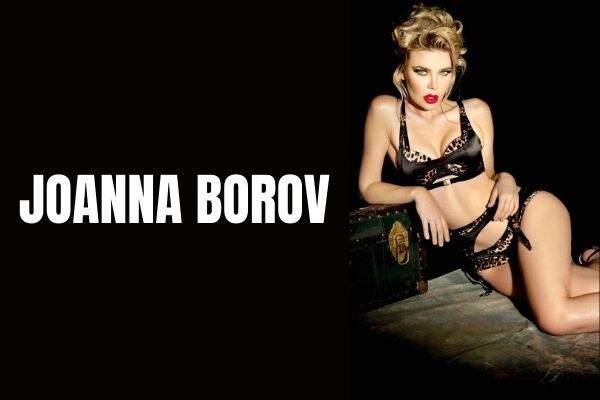 JOANNA BOROV