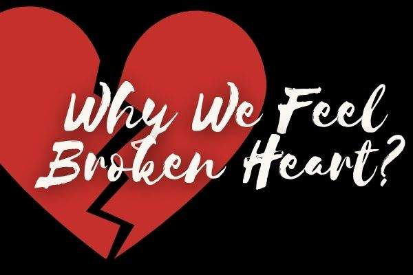 Why We Feel Broken Heart